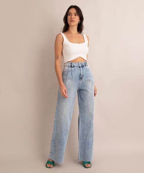 calca-wide-leg-jeans-marmorizado-com-pence-e-barra-desfiada--cintura-super-alta-sawary-azul-claro-1005776-Azul_Claro_1