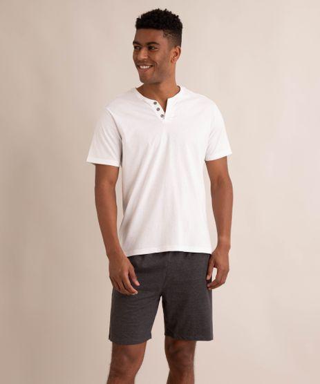 pijama-manga-curta-de-algodao-com-gola-portuguesa-branco-9999830-Branco_1
