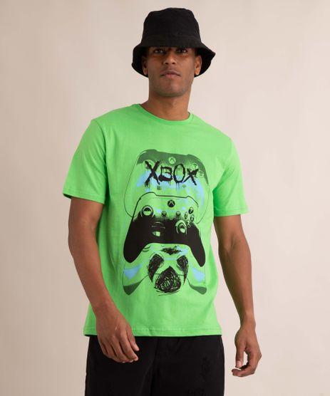 camiseta-de-algodao-x-box-manga-curta-gola-careca-verde-1003887-Verde_1