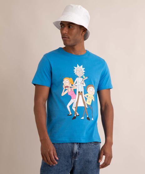 camiseta-de-algodao-rick-and-morty-e-beth-manga-curta-gola-careca-azul-1003828-Azul_1