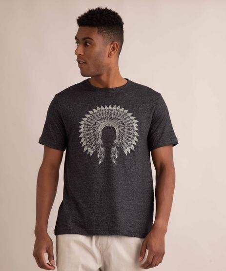 camiseta-cocar-manga-curta-gola-careca-chumbo-1001844-Chumbo_1