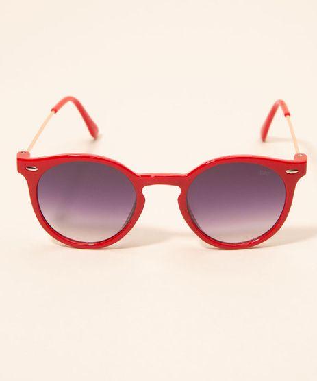 Oculos-de-Sol-Infantil-Redondo-Yessica-Vermelho-1007166-Vermelho_1