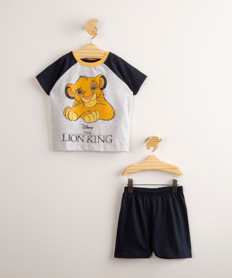 pijama-infantil-raglan-manga-curta-gola-careca-estampado-rei-leao--azul-marinho-1002937-Azul_Marinho_1