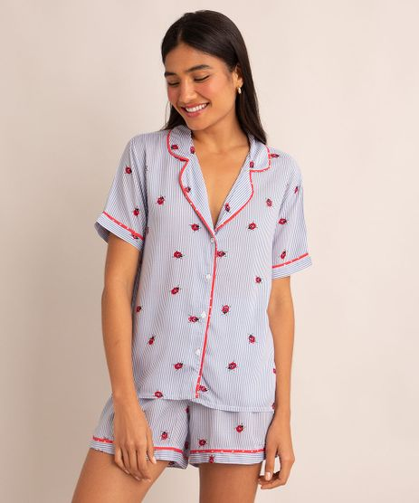 pijama-camisa-listrado-com-joaninhas-manga-curta-multicor-9997666-Multicor_1