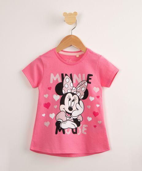 blusa-infantil-de-algodao-minnie-mouse-manga-curta--rosa-9996686-Rosa_1
