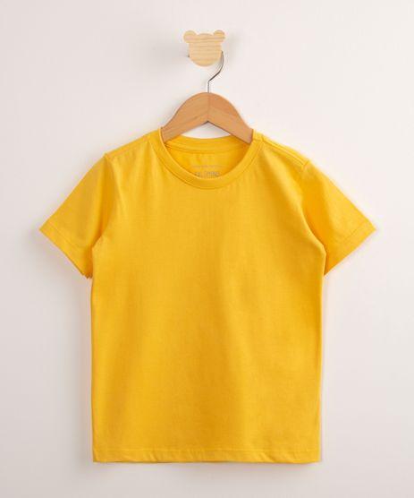 camiseta-infantil-de-algodao-manga-curta--amarela-1006522-Amarelo_1
