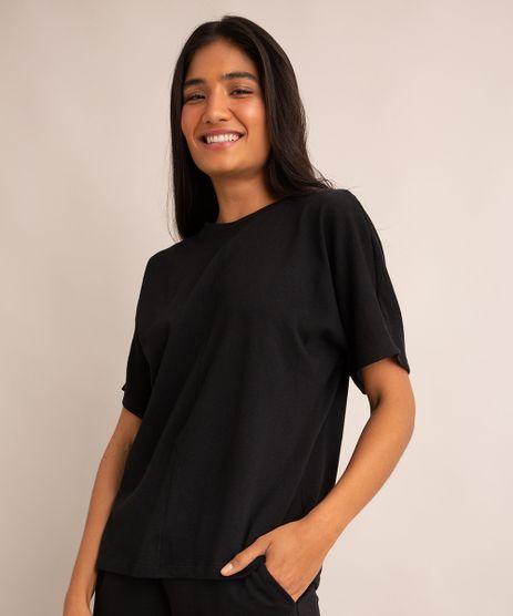 camiseta-oversized-basica-de-algodao-manga-curta-decote-redondo-com-recorte--preto-1006066-Preto_1