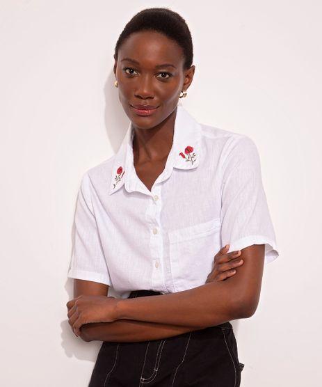 camisa-de-algodao-com-bordado-manga-curta-mindset-off-white-1013271-Off_White_1