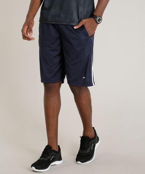 Bermuda-Masculina-Esportiva-de-Treino-Ace-com-Listras-Laterais-Azul-Marinho-8525016-Azul_Marinho_1