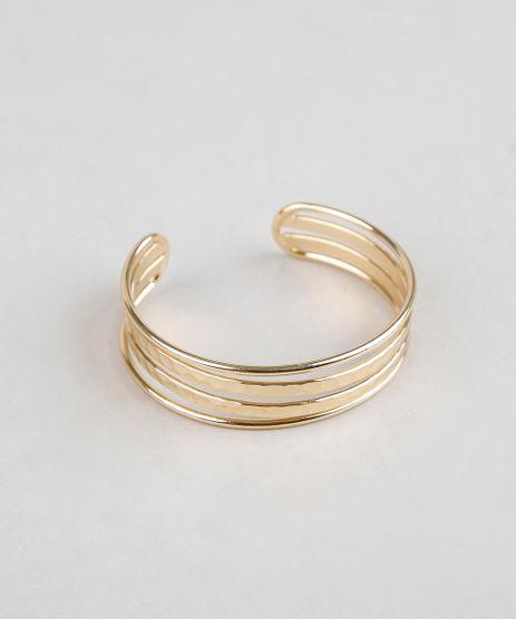 Bracelete-Feminino-Texturizado-Dourado-9204336-Dourado_1