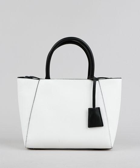 Bolsa-Feminina-Trapezio-com-Recortes-e-Alca-Transversal-Branca-9201281-Branco_1