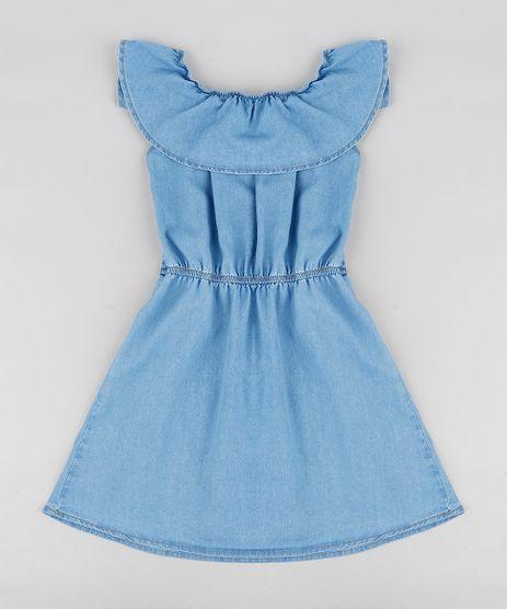 Vestido-Infantil-Jeans-Ombro-a-Ombro-Azul-Claro-9232769-Azul_Claro_1
