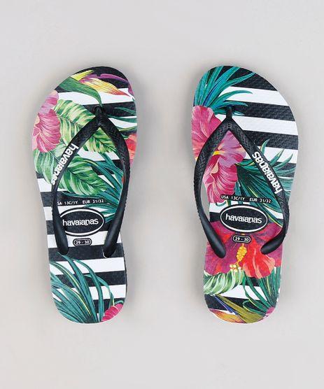 Chinelo-Infantil-Havaianas-Estampado-Listrado-e-Floral-Preto-9282081-Preto_1