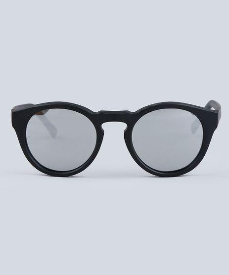 Oculos-de-Sol-Redondo-Infantil-Espelhado-Oneself-Preto-9217520-Preto_1