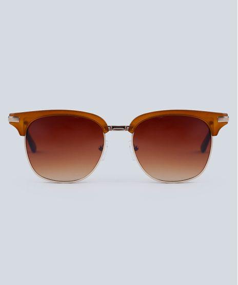 Oculos-de-Sol-Quadrado-Masculino-Oneself-Dourado-9344220-Dourado_1