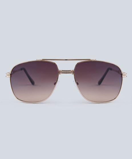 Oculos-de-Sol-Quadrado-Masculino-Oneself-Dourado-9347073-Dourado_1