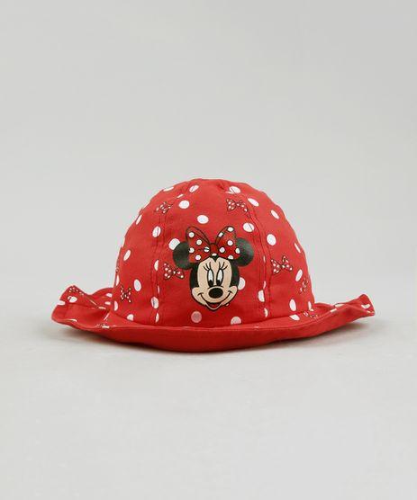 Chapeu-Infantil-Minnie-Estampado-de-Poas-Vermelho-9284858-Vermelho_1