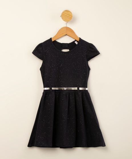 vestido-infantil-manga-curta-com-glitter-e-cinto-azul-marinho-1008798-Azul_Marinho_1