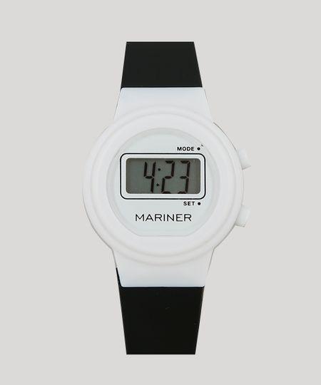 9c5b7860a27 Kit de Relógio Digital Mariner Feminino Troca Pulseiras - MNA5568P Multicor  - cea