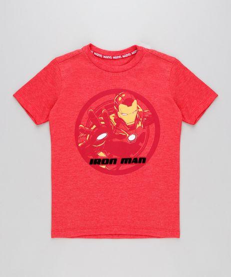Camiseta-Infantil-Homem-de-Ferro-Manga-Curta-Gola-Careca-Vermelha-9293090-Vermelho_1