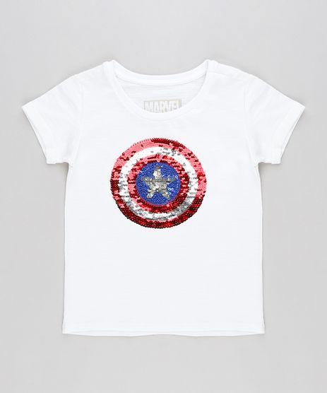 Blusa-Infantil-Capitao-America-com-Paetes-Dupla-Face-Manga-Curta-Decote-Redondo-Off-White-9268822-Off_White_1