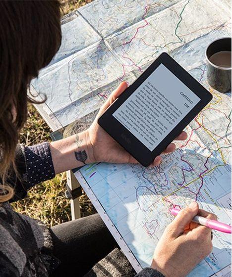 Kindle Paperwhite Wi-fi Preto - cea