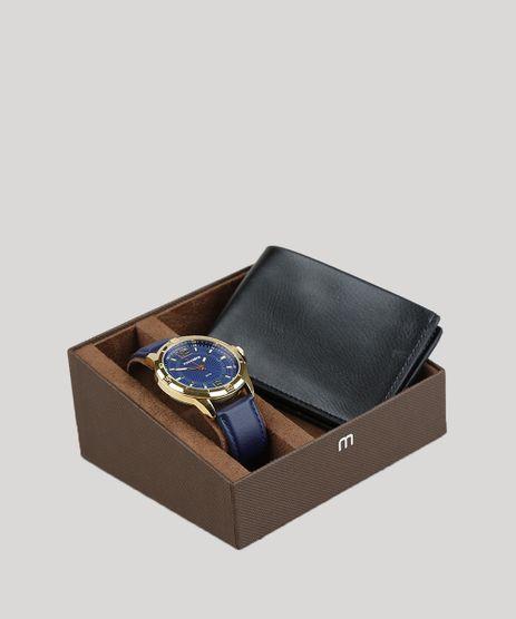 Kit-de-Relogio-Analogico-Mondaine-Masculino---Carteira---83448GPMVDH2K-Azul-9354930-Azul_1