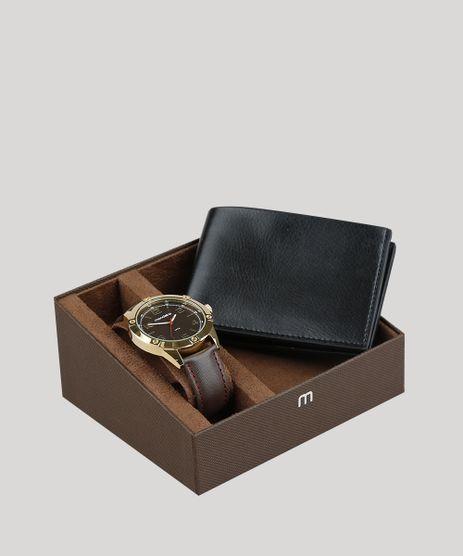 acd804ac494 Marrom em Moda Masculina - Acessórios - Relógios C A   Timecenter – cea