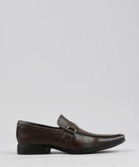 Sapato-Social-Masculino-Bico-Quadrado-com-Fivela-Marrom-9329664-Marrom_1
