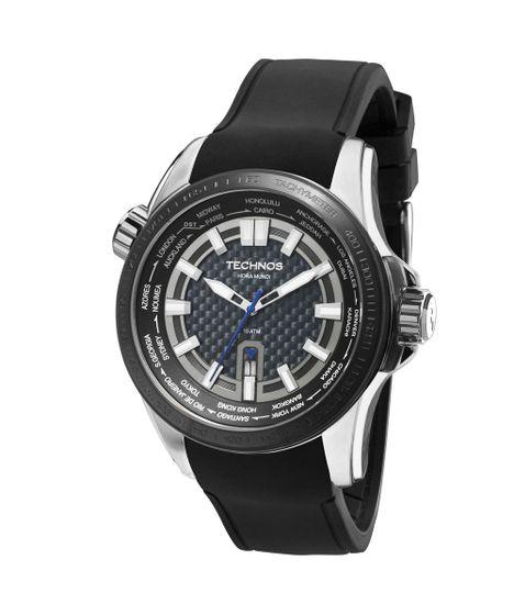 Relógio Technos Ts Carbon Masculino Analógico - 2115KNT 8K - cea 8ff953cba3