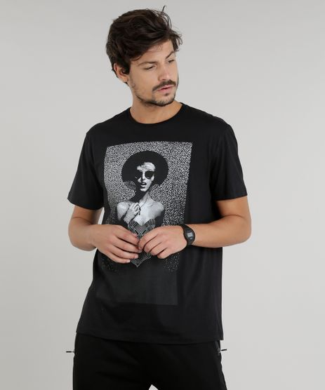 Camiseta-Masculina-Mulher-Manga-Curta-Gola-Careca-Preta-9203359-Preto_1