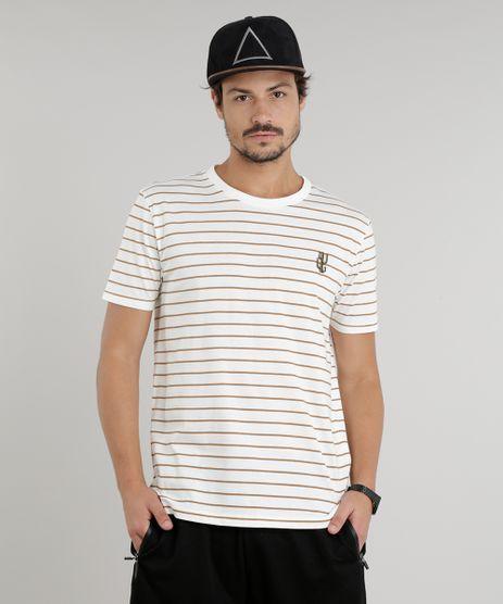Camiseta-Masculina-Listrada-com-Bordado-Cactos-Manga-Curta-Gola-Careca-Off-White-9293676-Off_White_1