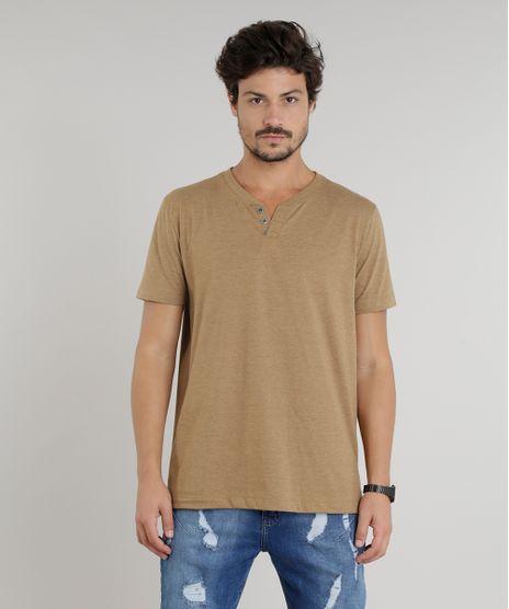 Camiseta-Masculina-Basica-com-Botoes-Manga-Curta-Gola- 3d8b3d2f6db