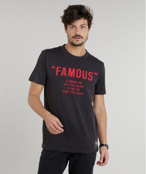 90fa9f3c01 Camiseta Masculina