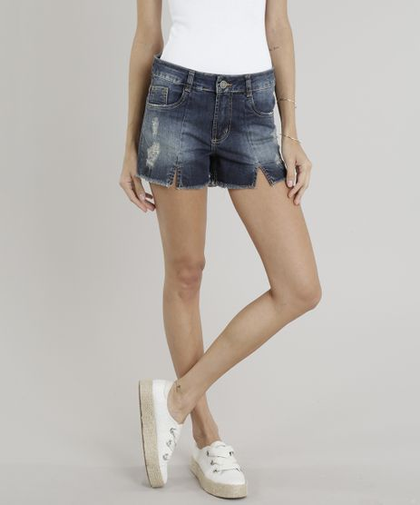 Short-Jeans-Sawary-com-Fendas-e-Puidos-Azul-Escuro-9336909-Azul_Escuro_1