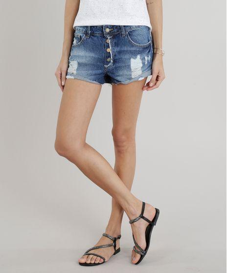 Short-Jeans-Feminino-Boy-Destroyed-Barra-Dobrada-Azul-Escuro-9328488-Azul_Escuro_1