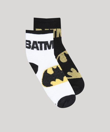 Kit-de-2-Meias-Infantis-Cano-Medio-Batman-Multicor-9325967-Multicor_1