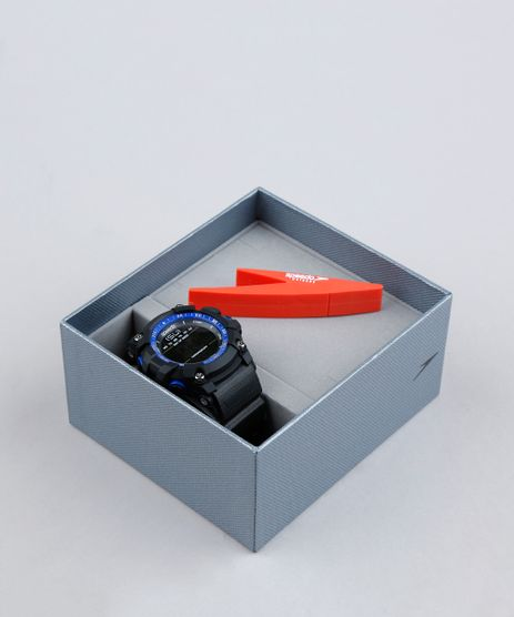 Kit-de-Relogio-Digital-Speedo-Masculino---Pen-Drive---81140G0EVNP1K-Preto-9338066-Preto_1
