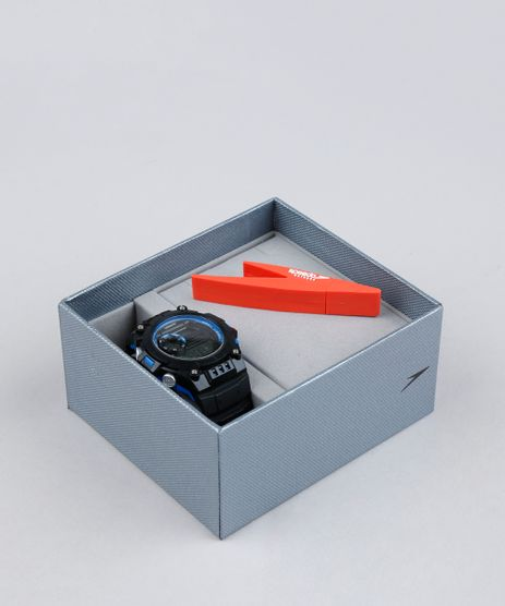 Kit-de-Relogio-Digital-Speedo-Masculino---Pen-Drive---81134G0EVNP1K-Preto-9338072-Preto_1