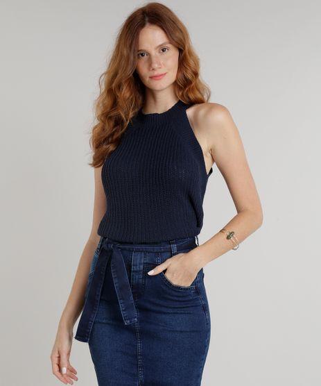 Regata-Feminina-Halter-Neck-em-Trico-Azul-Marinho-9313408-Azul_Marinho_1