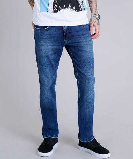 Calca-Jeans-Masculina-Reta-Azul-Escuro-9202698-Azul_Escuro_1