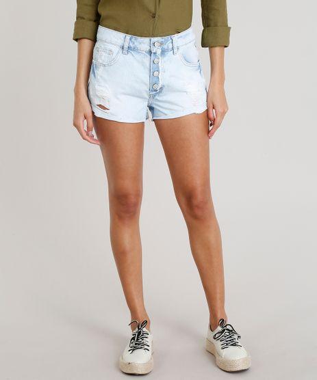Short-Jeans-Feminino-Boy-Destroyed-Barra-Dobrada-Azul-Claro-9328489-Azul_Claro_1