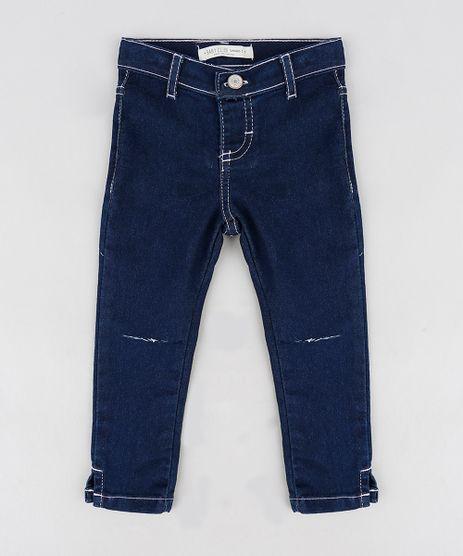 Calca-Jeans-Infantil-com-Rasgo-Azul-Escuro-9169701-Azul_Escuro_1