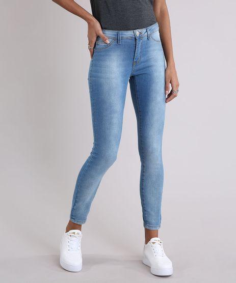 Calca-Jeans-Feminina-Cigarrete-Azul-Claro-9042826-Azul_Claro_1