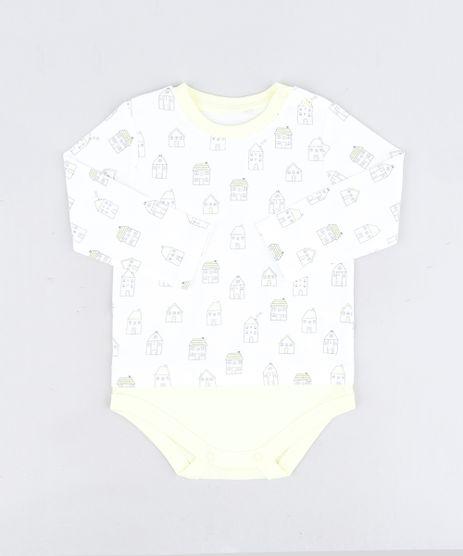 Body-Infantil-Estampado-de-Casas-Manga-Longa-Gola-Careca-Branco-9114238-Branco_1