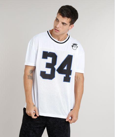 Camiseta Masculina Ampla Kings Sneakers