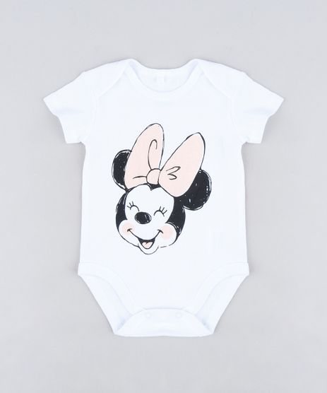 Body-Infantil-Minnie-Manga-Curta-Decote-Redondo-Branco-9124802-Branco_1