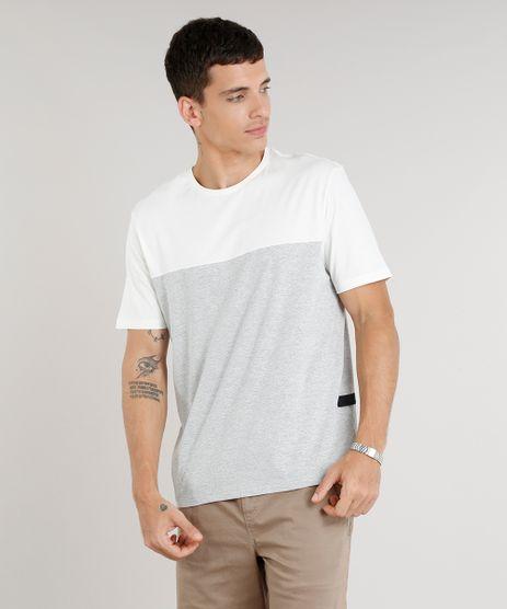 Camiseta-Masculina-com-Recorte-Manga-Curta-Gola-Careca-Off-White-9294634-Off_White_1
