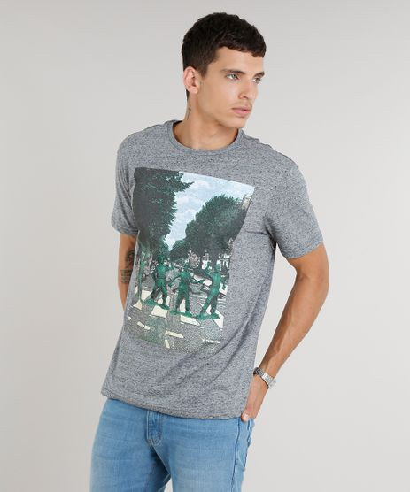 Camiseta-Masculina-Soldados-Toy-Story-Manga-Curta-Gola-Careca-Cinza-Mescla-Escuro-9286915-Cinza_Mescla_Escuro_1