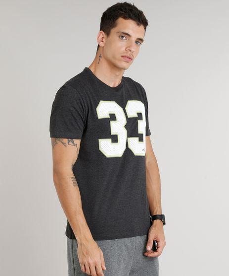 Camiseta-Masculina-Esportiva-Ace--33--Manga-Curta-Decote-Redondo-Cinza-Mescla-Escuro-8934440-Cinza_Mescla_Escuro_1
